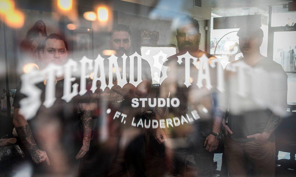 Meet Bror Wensjoe of Stefano\'s Tattoo Studio in Fort Lauderdale ...