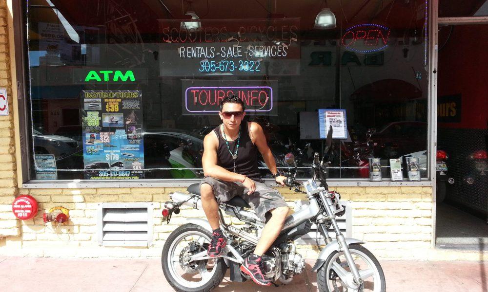 Meet Jester Nino of Hot Wheels Rentals - Voyage MIA Magazine | Miami ...
