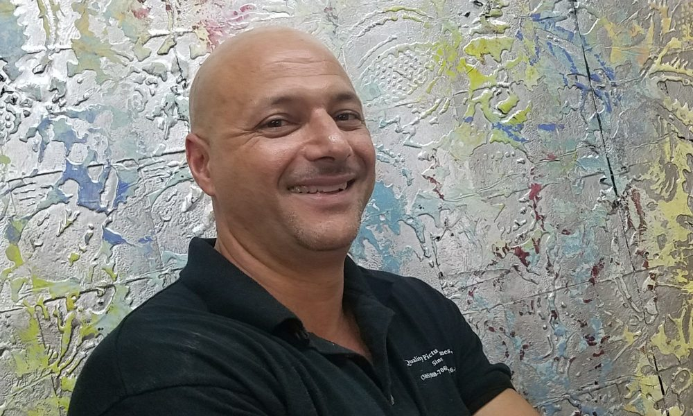 Meet Sal Avila Of Quality Picture Frames In Hialeah Voyage Mia