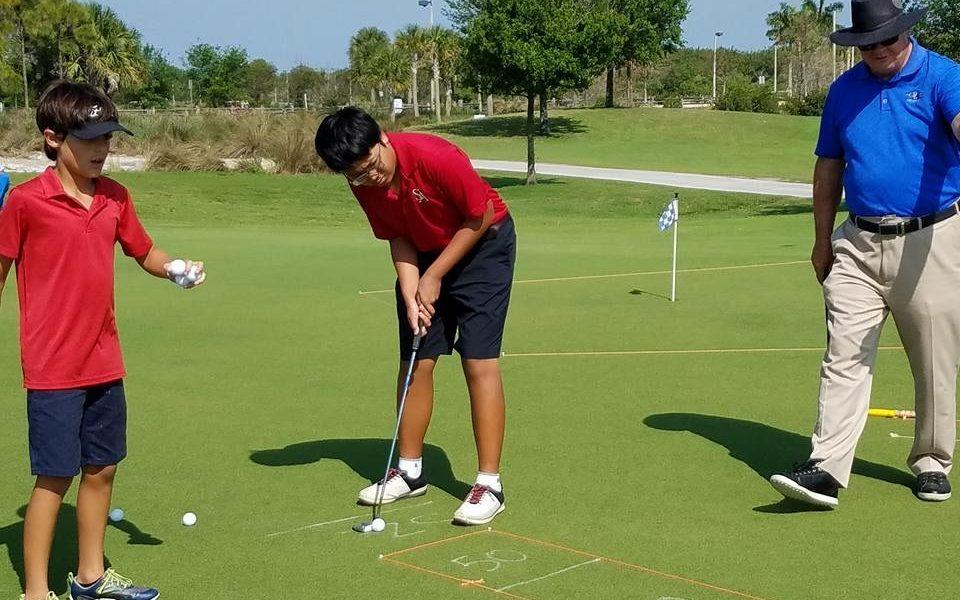 Us Kids Golf Local Tour Boca Raton