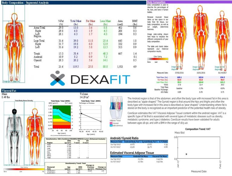 body fat composition analysis The bioimpedance analysis or bia measures your percentage of body fat, active tissue (muscle) and water compartments this information can be used to determine if your body has a greater than optimal toxic burden, an optimal fat percentage and muscle mass.