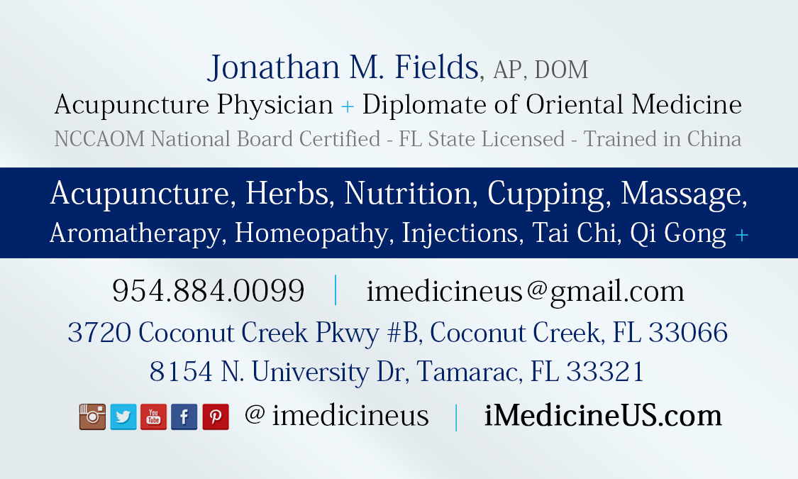 Meet Jonathan M  Fields of Integrative Medicine US - Voyage