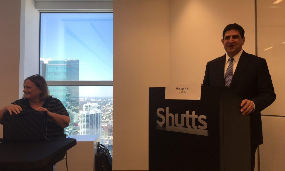 Meet George Haj of Haj Media in Miami Shores - Voyage MIA